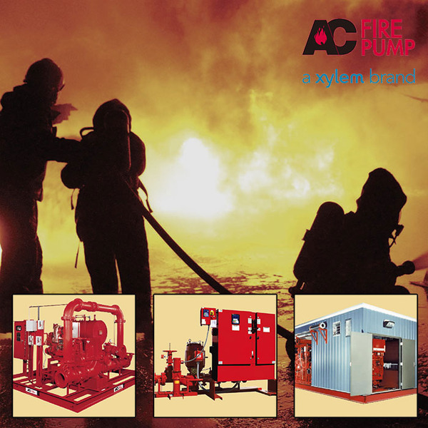 A-C Fire Pump Systems(UL-FM인증)